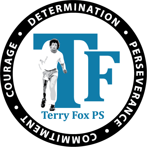 Terry Fox Public School logo